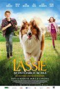 Lassie se întoarce acasă